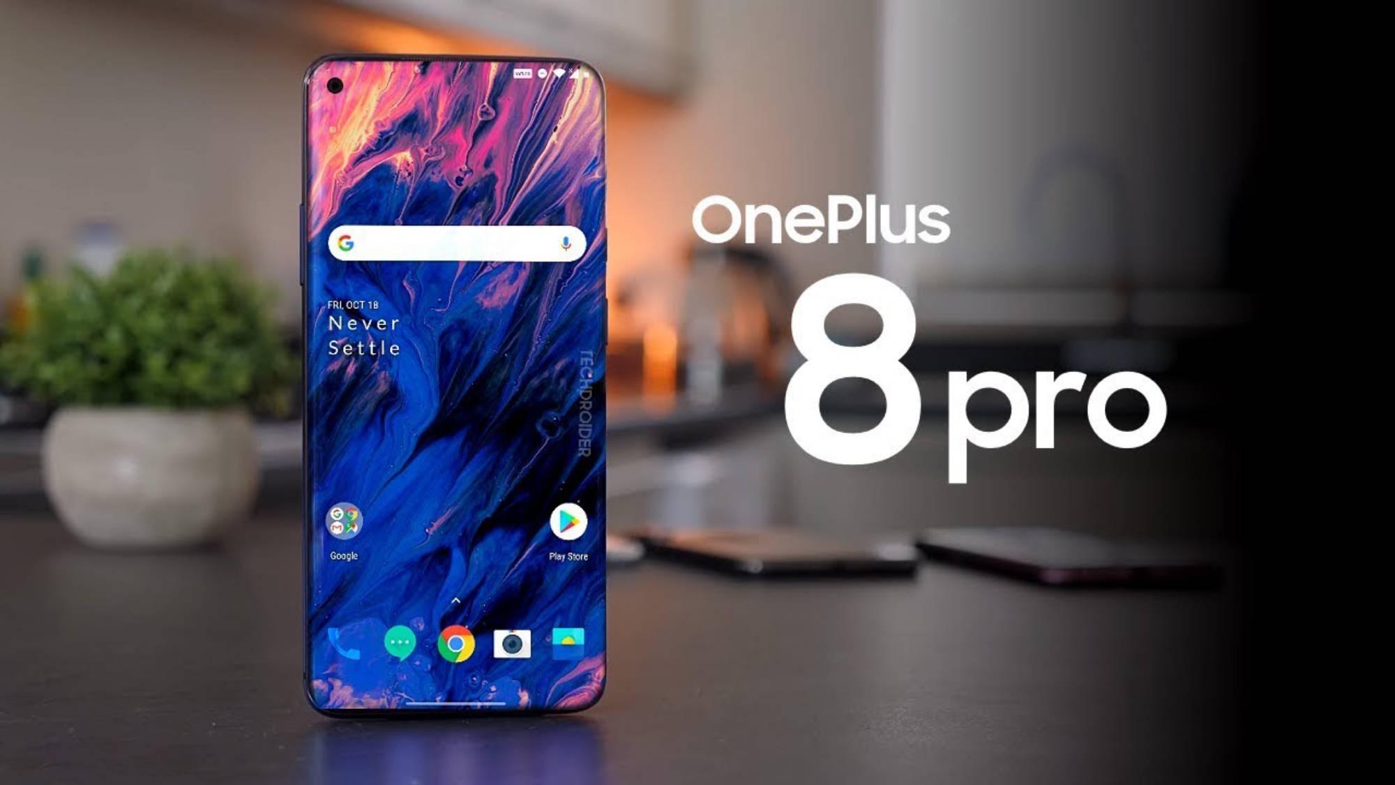 OnePlus 8 incarcare wireless
