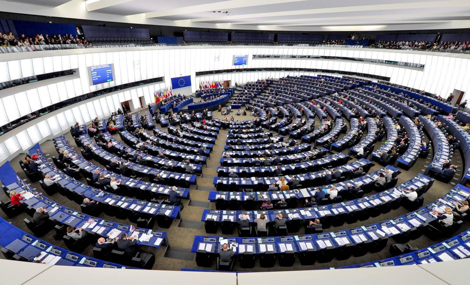 Parlamentul European apple