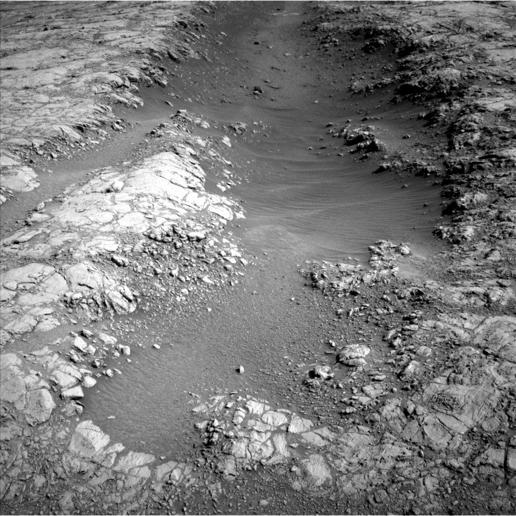Planeta Marte albie robot curiozitate