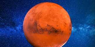 Planeta Marte misiune