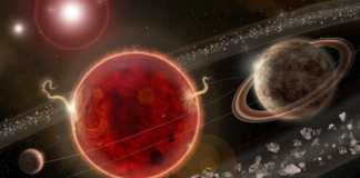 Proxima Centauri planeta