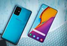Samsung GALAXY S20 108 Megapixeli