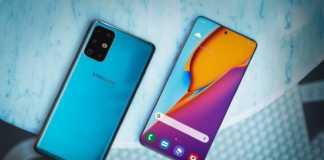 Samsung GALAXY S20 IMAGINI presa