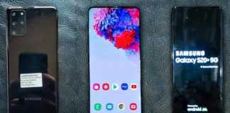 Samsung GALAXY S20 Plus dezamagire lansare