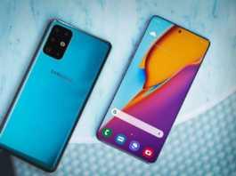 Samsung GALAXY S20 filmare 8k