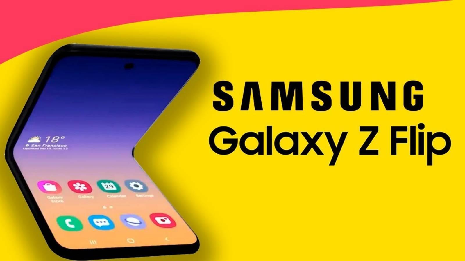 Samsung GALAXY Z FLIP pret