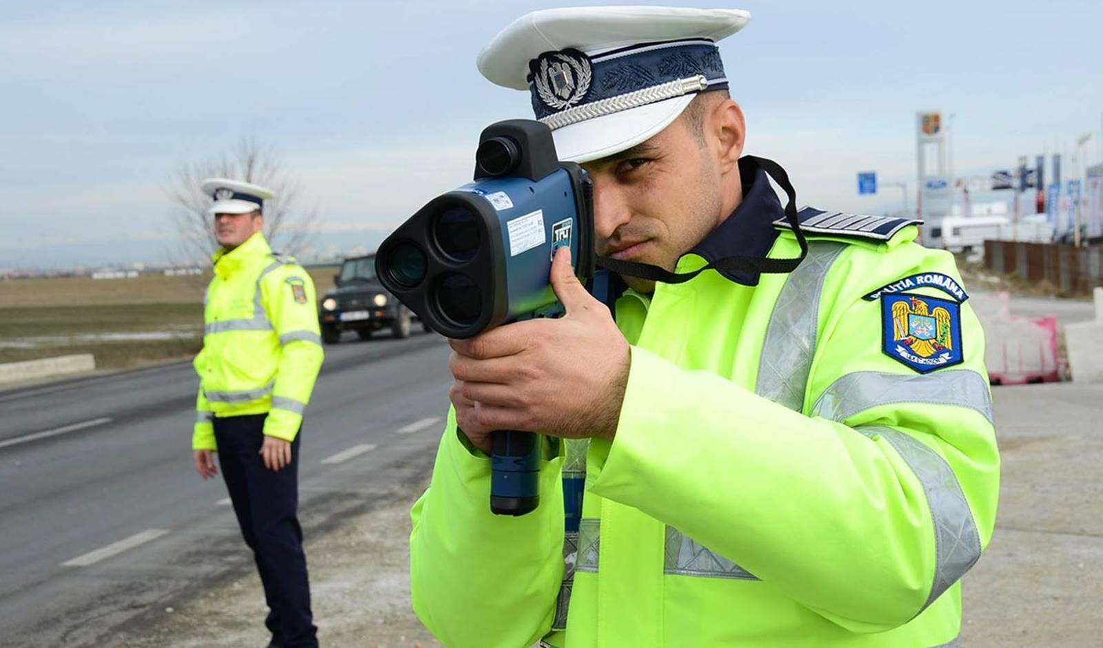 avertisment Politia Romana