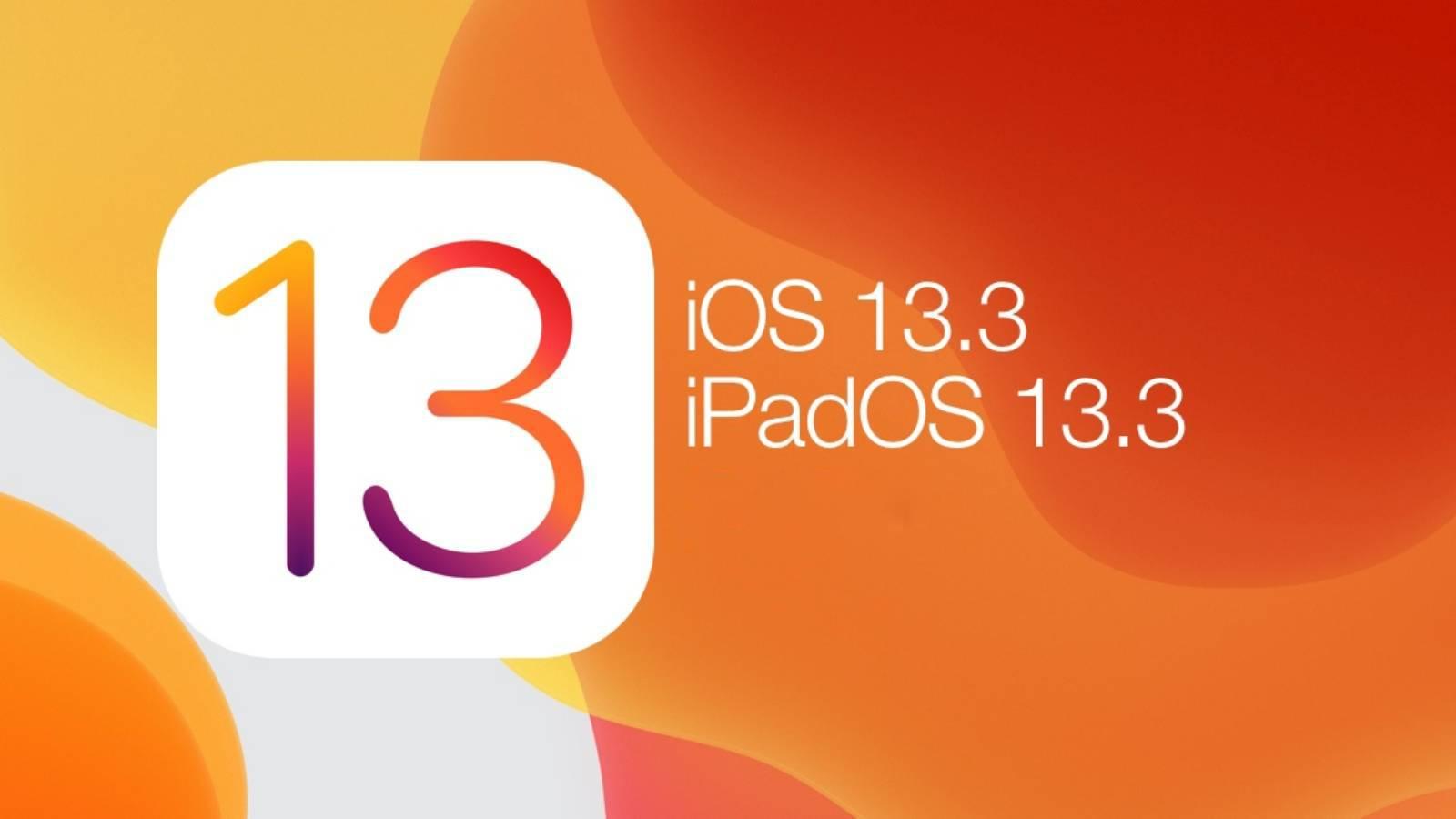 iOS 13.3.1 networking wireless dezactivare