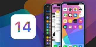 iOS 14 iphone ipad