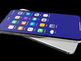 iPhone 12 Pro Max concept