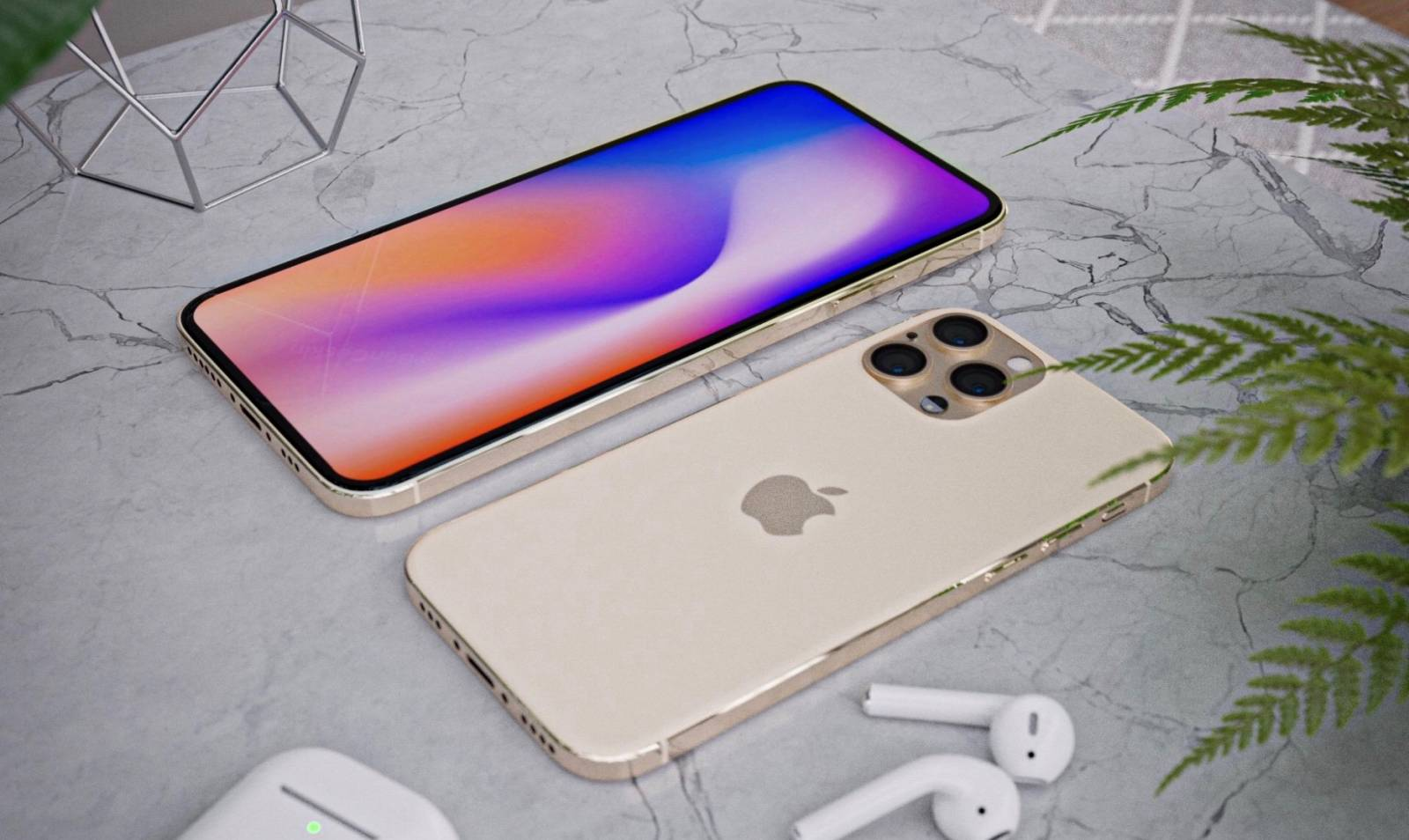 iPhone 12 Pro Max surprize
