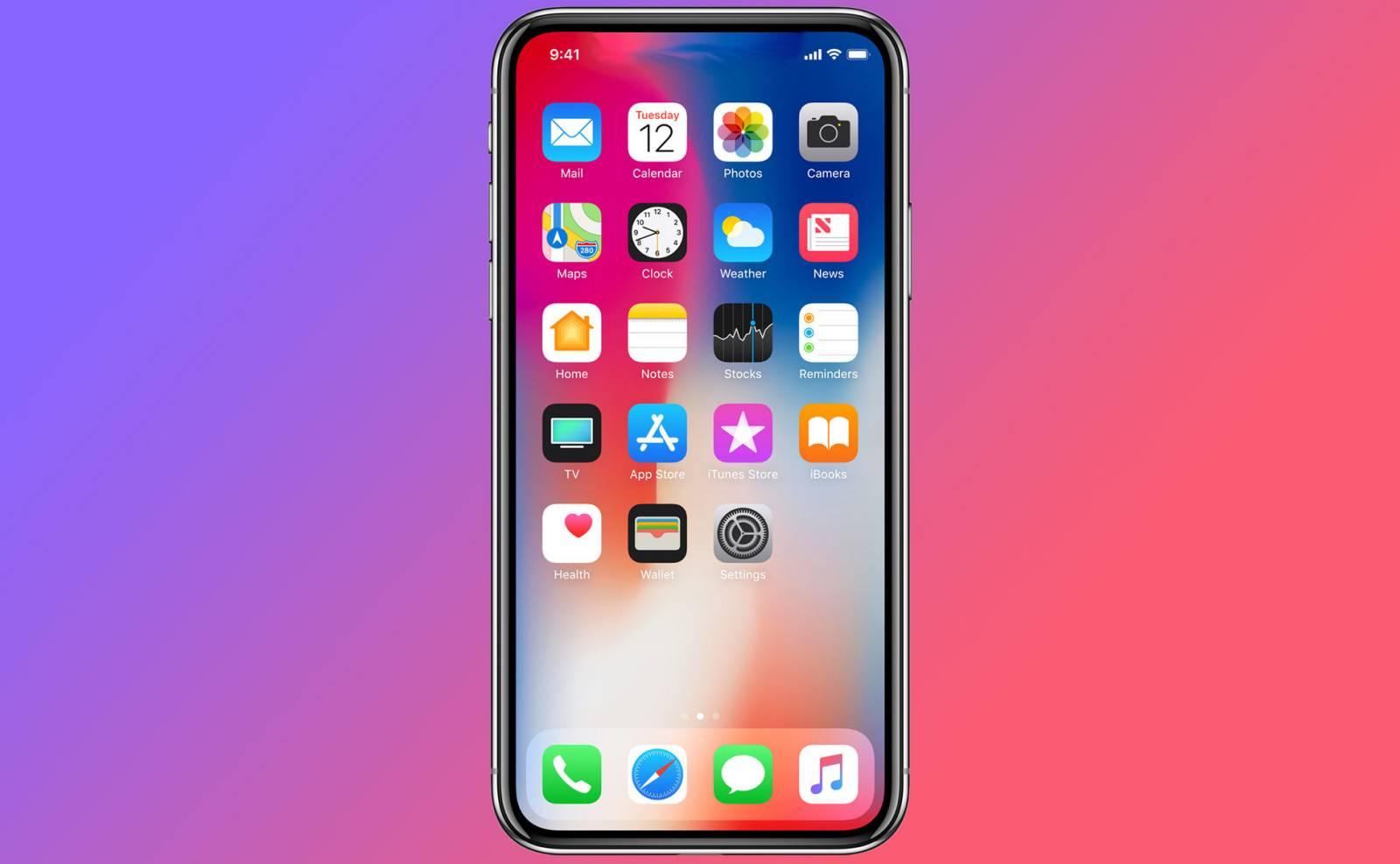 iPhone 12 face id nou