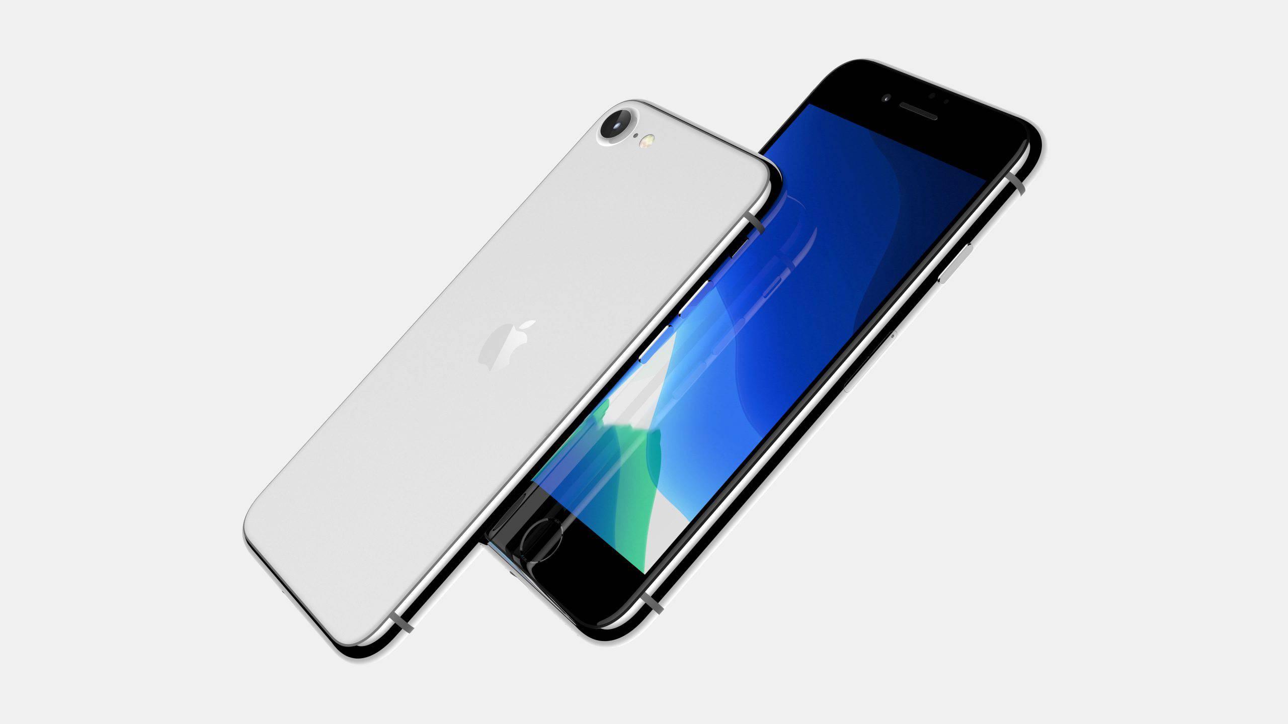 iPhone 9 productie lansare