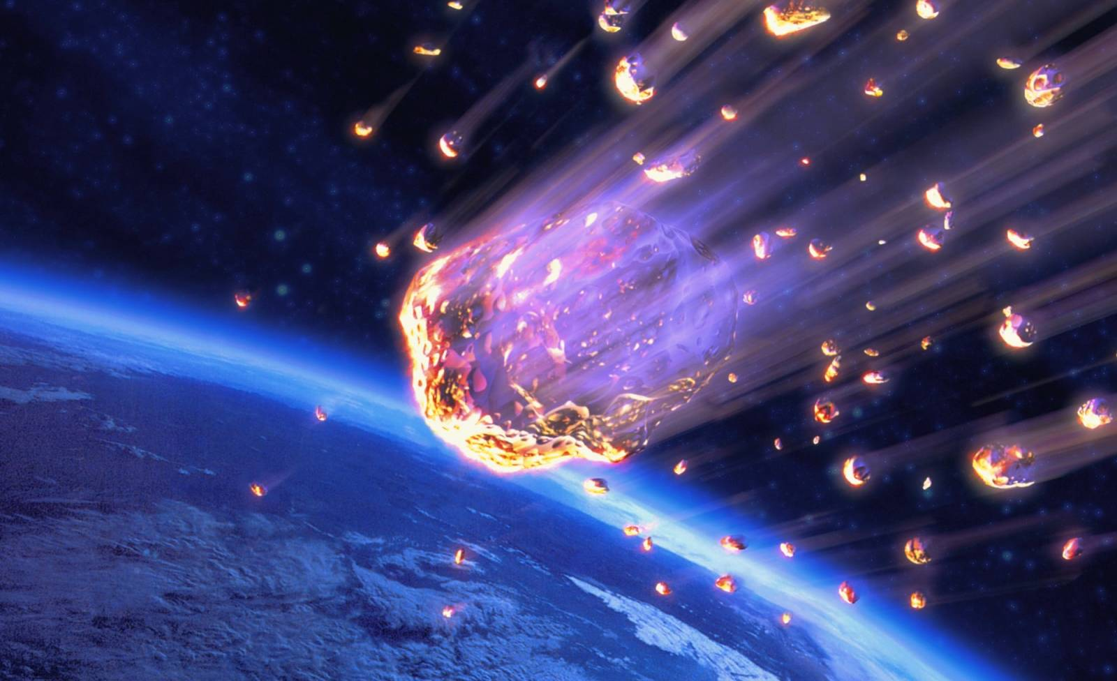 meteorit secret