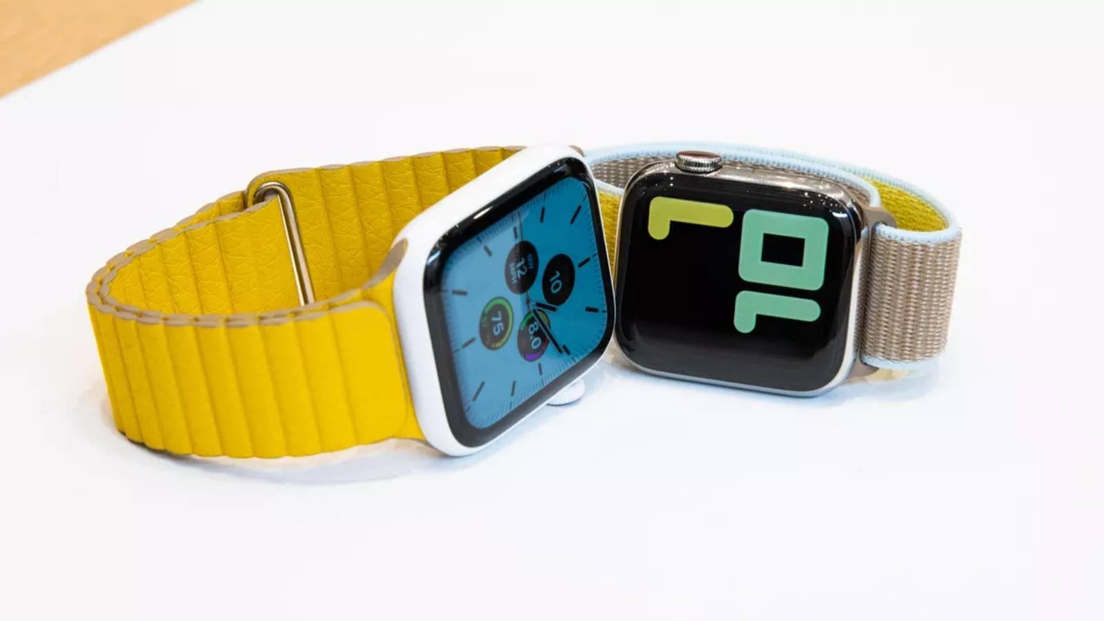 Apple Watch ceasuri elvetiene