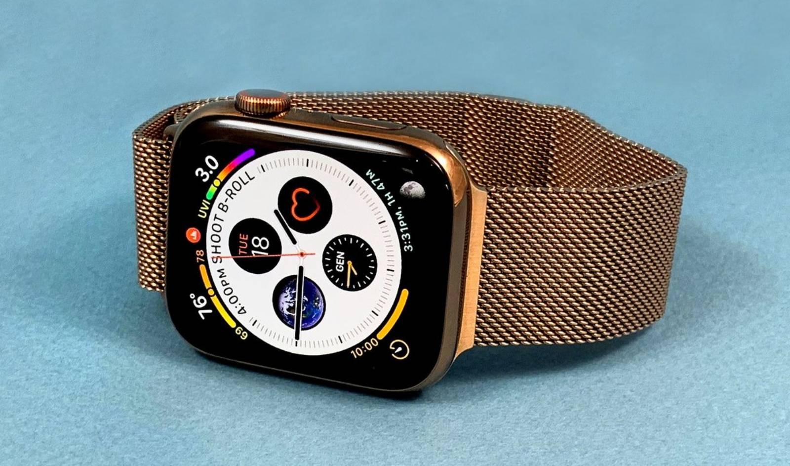 Apple Watch salvat viata tanar