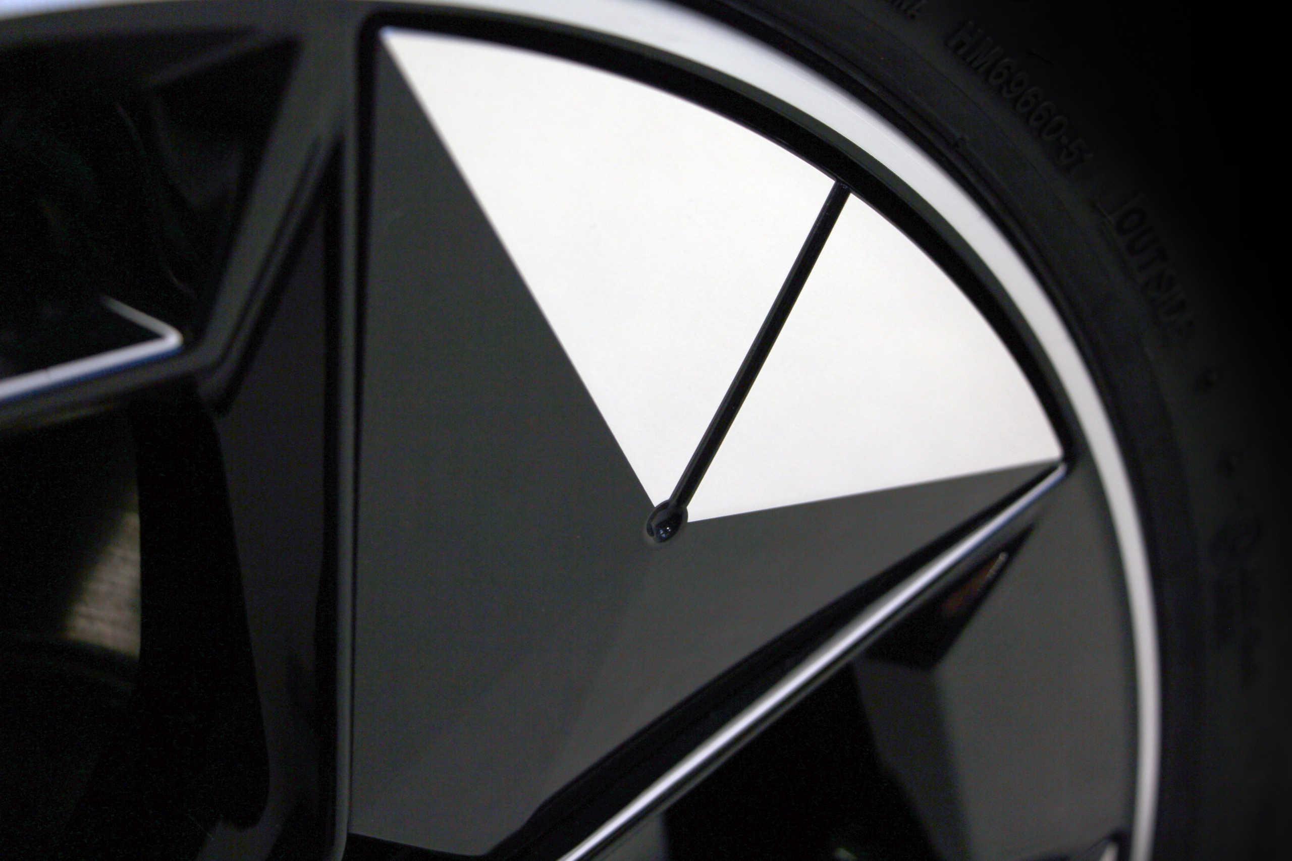 BMW jante aero insertii