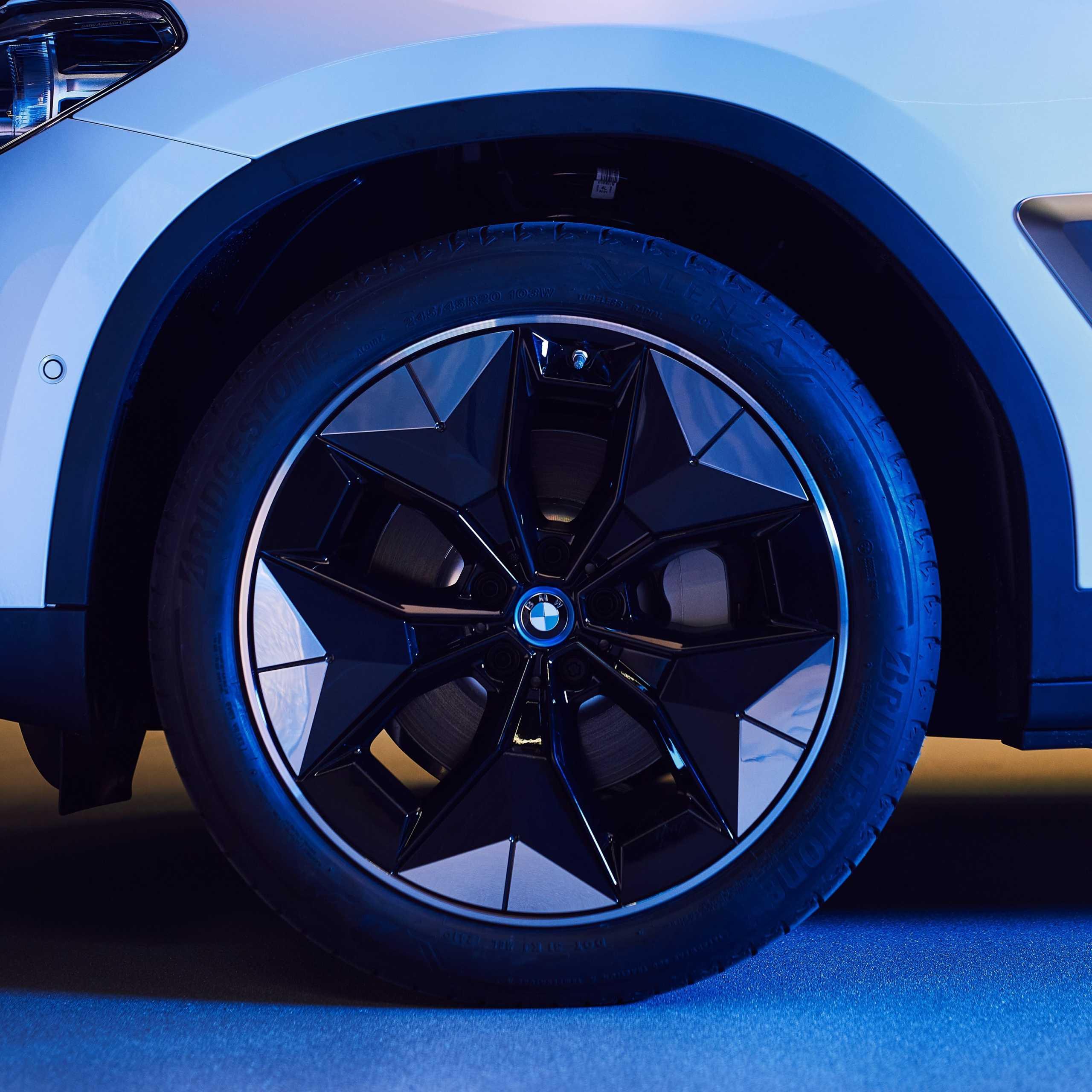 BMW jante aerodinamice