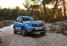 Dacia Duster plug-in