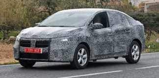 Dacia Logan model 2020