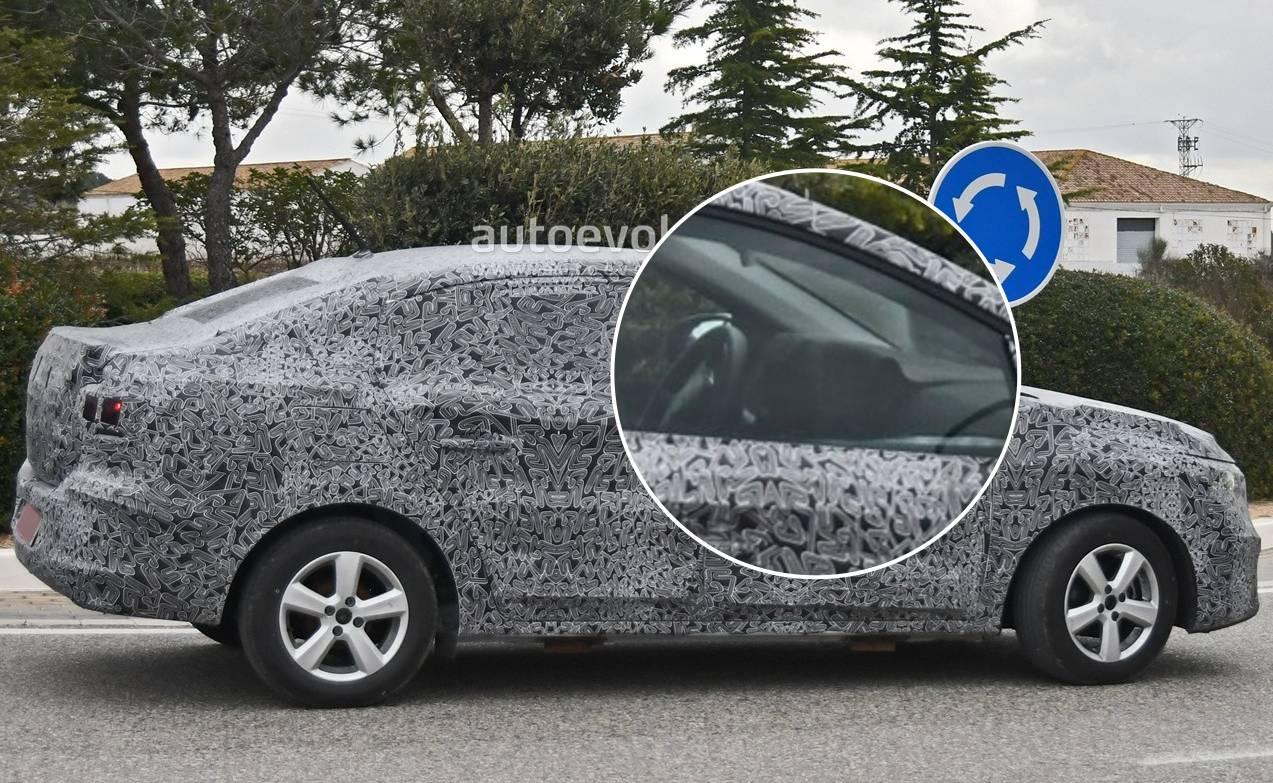 Dacia Logan model 2020 tableta