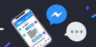 Facebook Messenger update nou