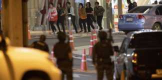Facebook mesaje atacator thailanda