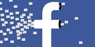 Facebook surprindere