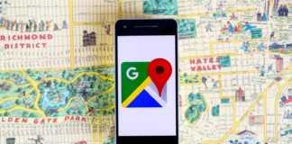 Google Maps 15 ani