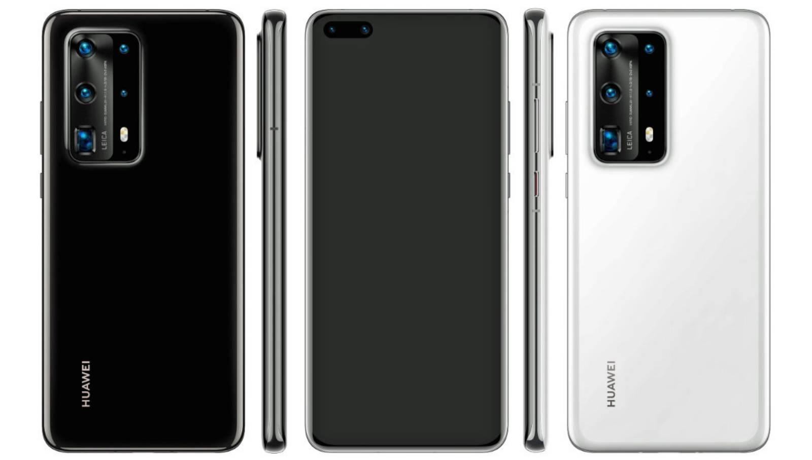 Huawei P40 Pro certificat