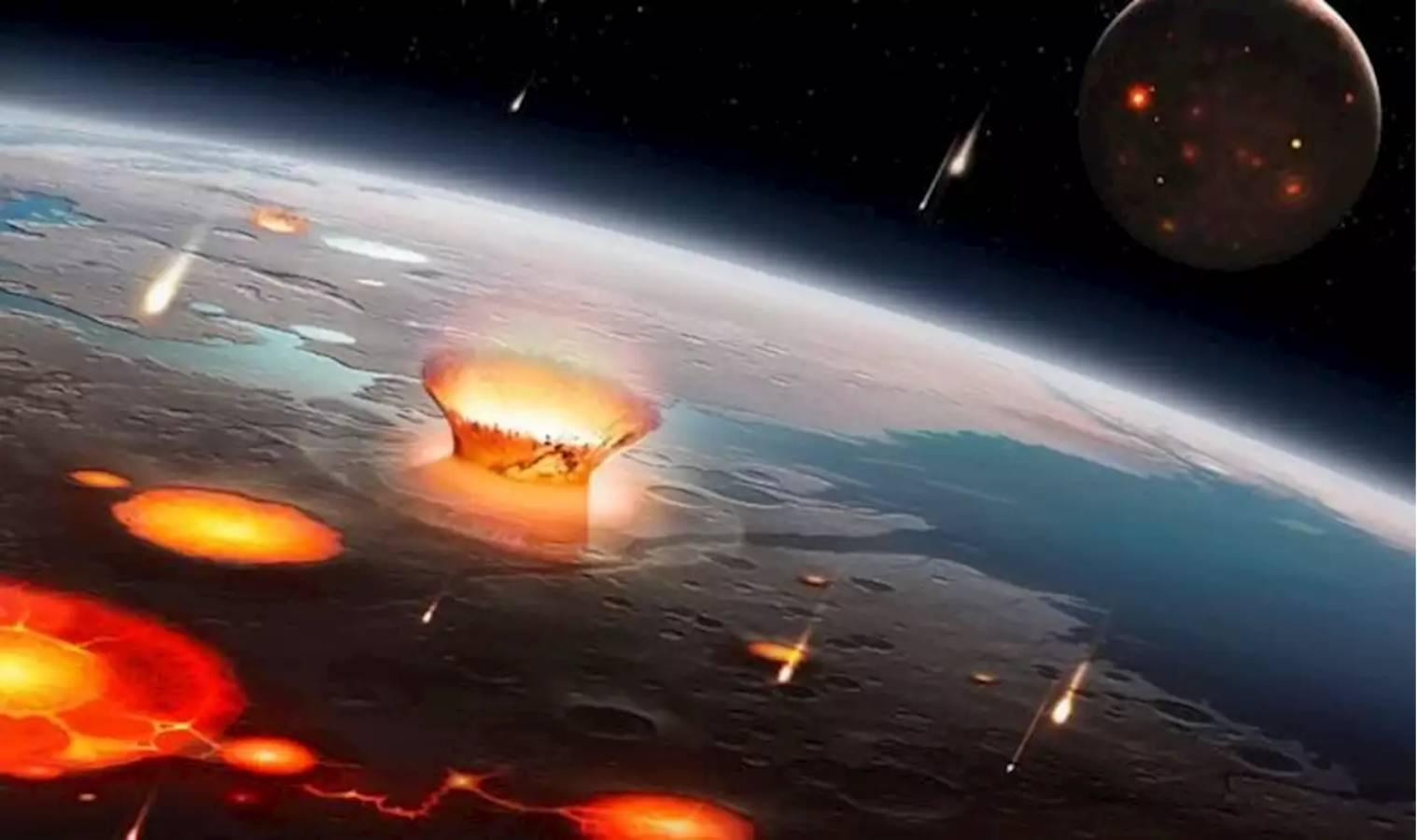 NASA asteroid terra