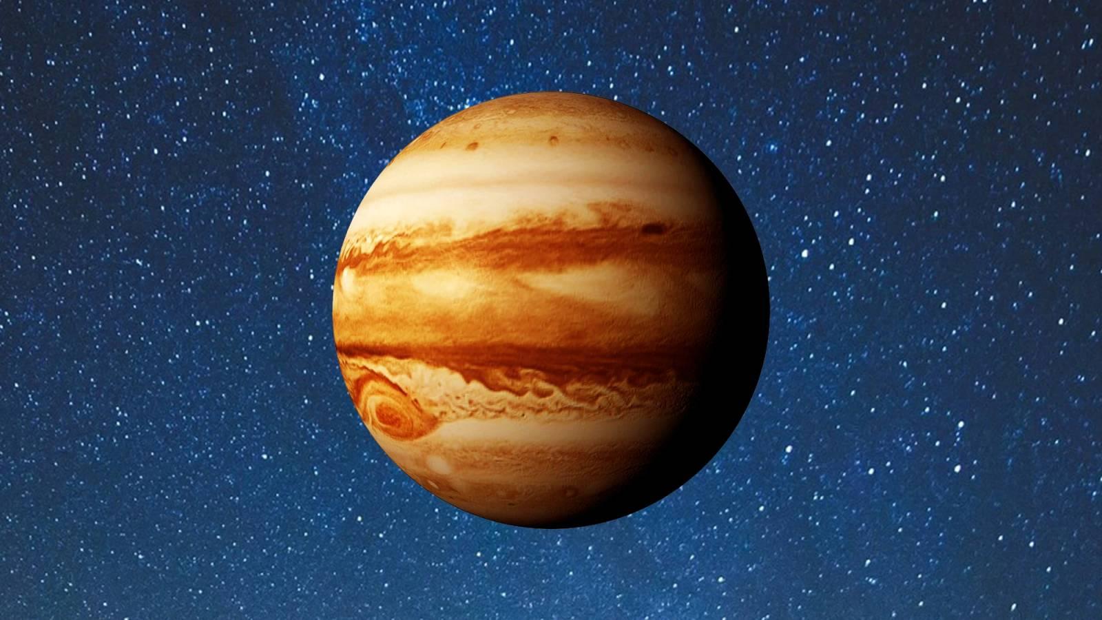 Planeta Jupiter apa