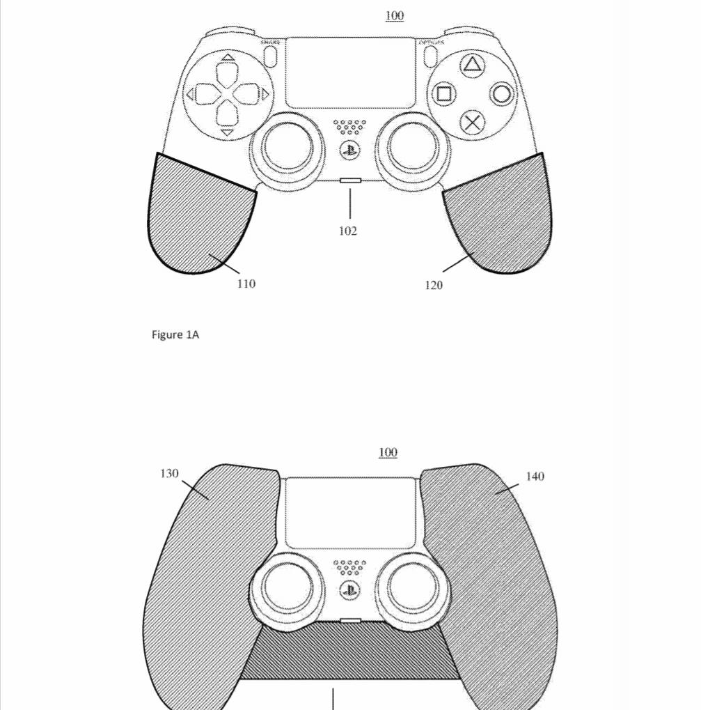 Playstation 5 Dualshock 5 biometric