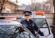Politia Romana cauciucuri
