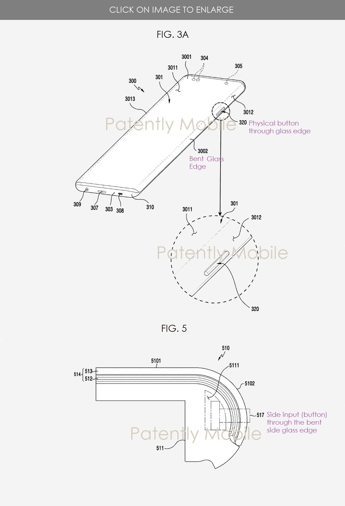 Samsung GALAXY Note 20 design