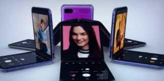 Samsung GALAXY Z Flip premiile oscar