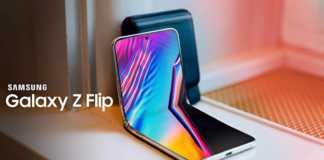 Samsung Galaxy Z Flip splendoarea
