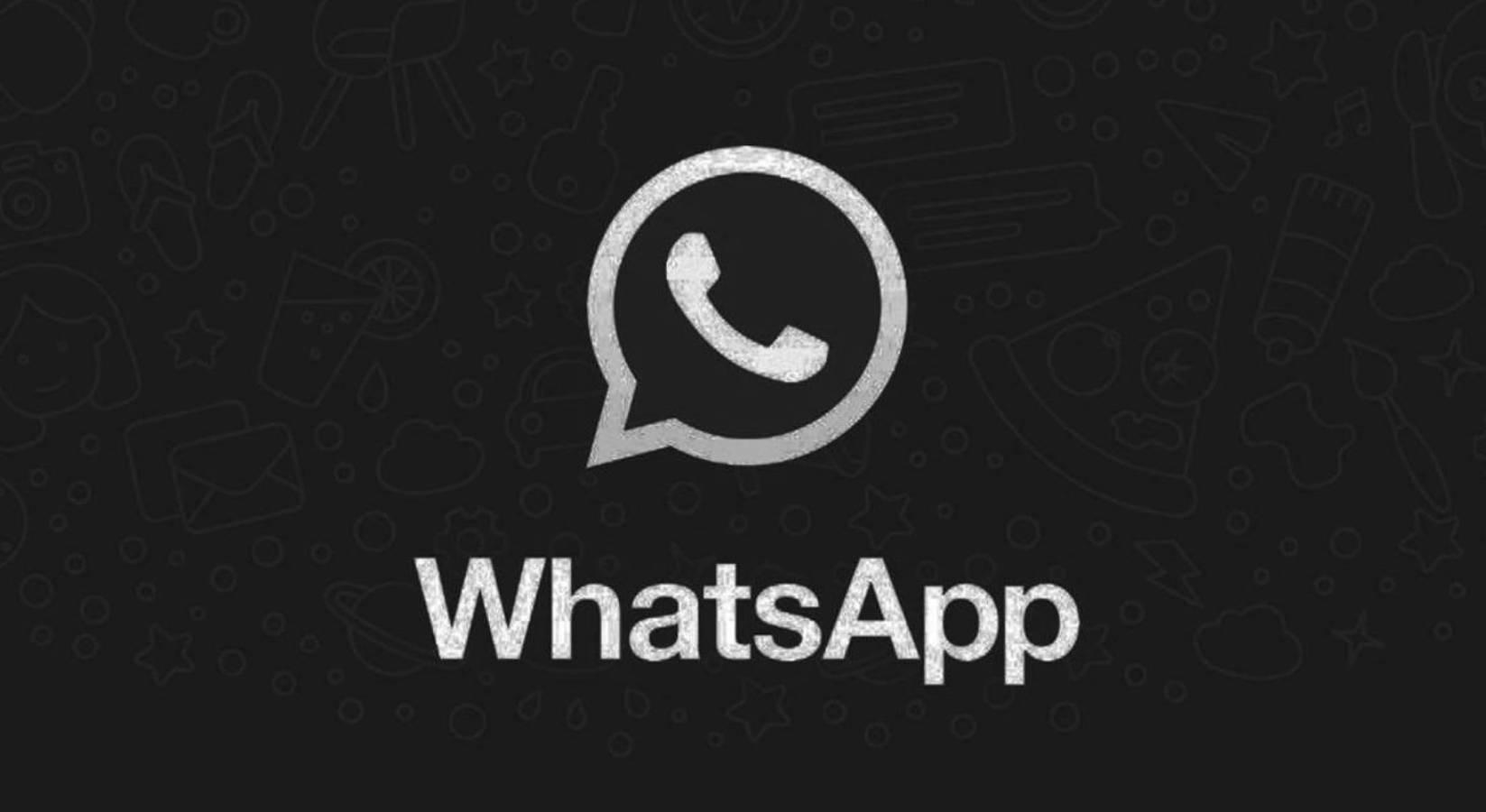 WhatsApp culori DARK MODE