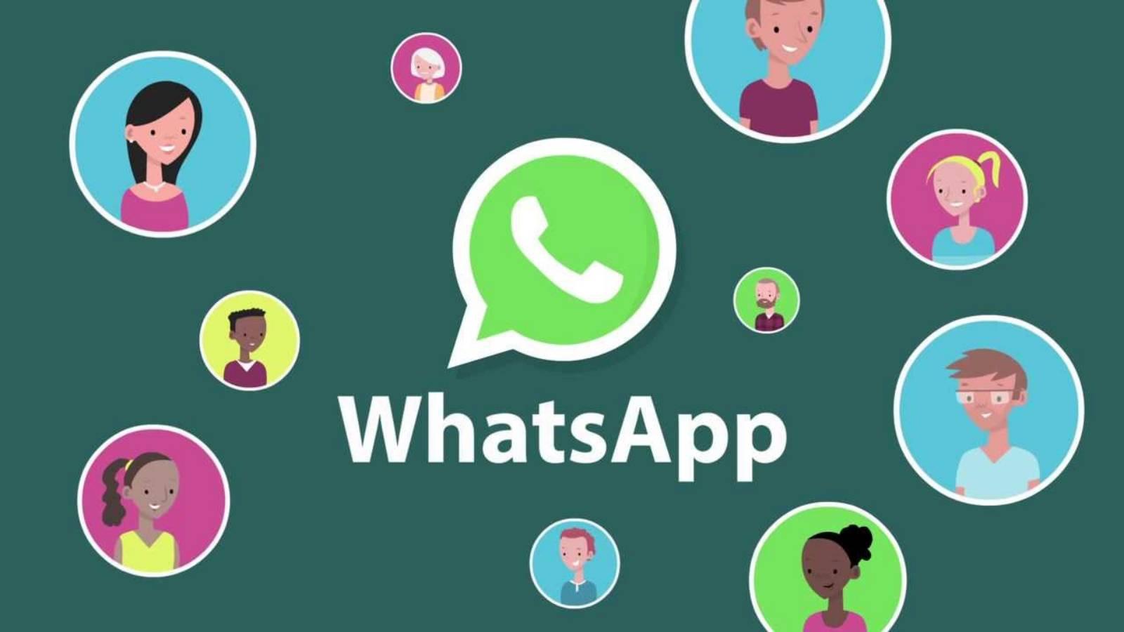 WhatsApp iphone dark mode