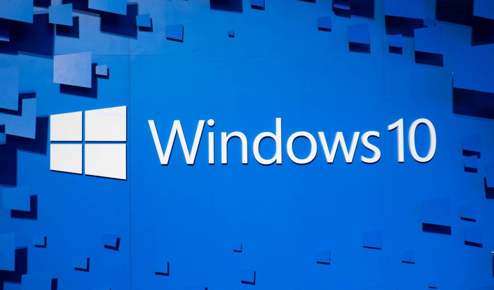 Windows 10 modern