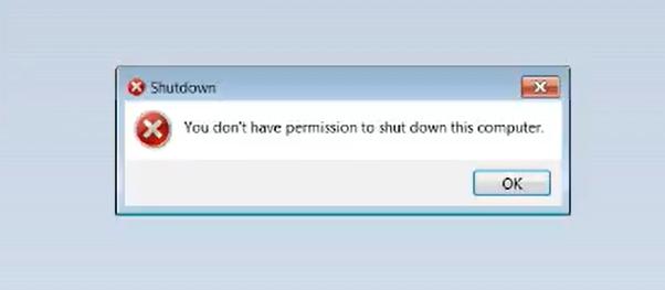 Windows 7 nu se inchide
