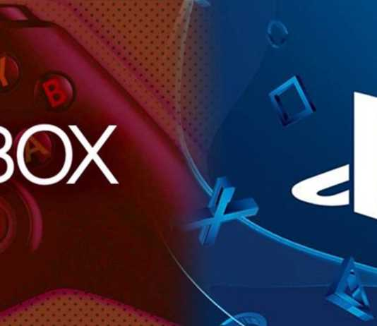 XBOX Series X sunet Playstation 5