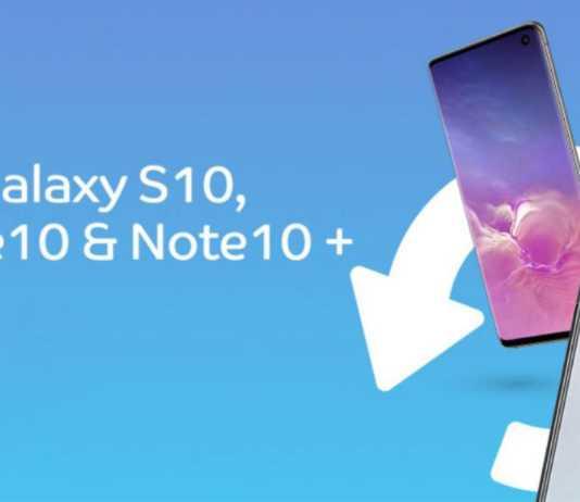 eMAG Oferta Samsung GALAXY S10 Note 10