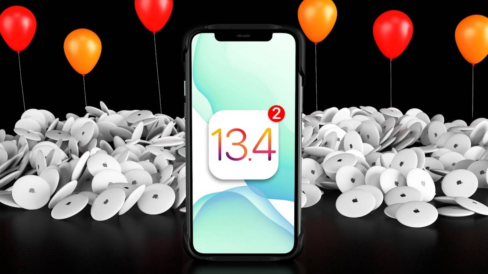 iOS 13.4 instalare