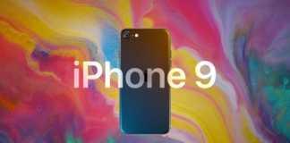 iPhone 9 martie