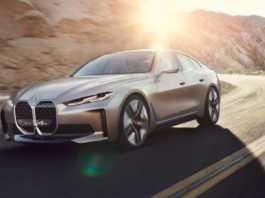 BMW i4 live