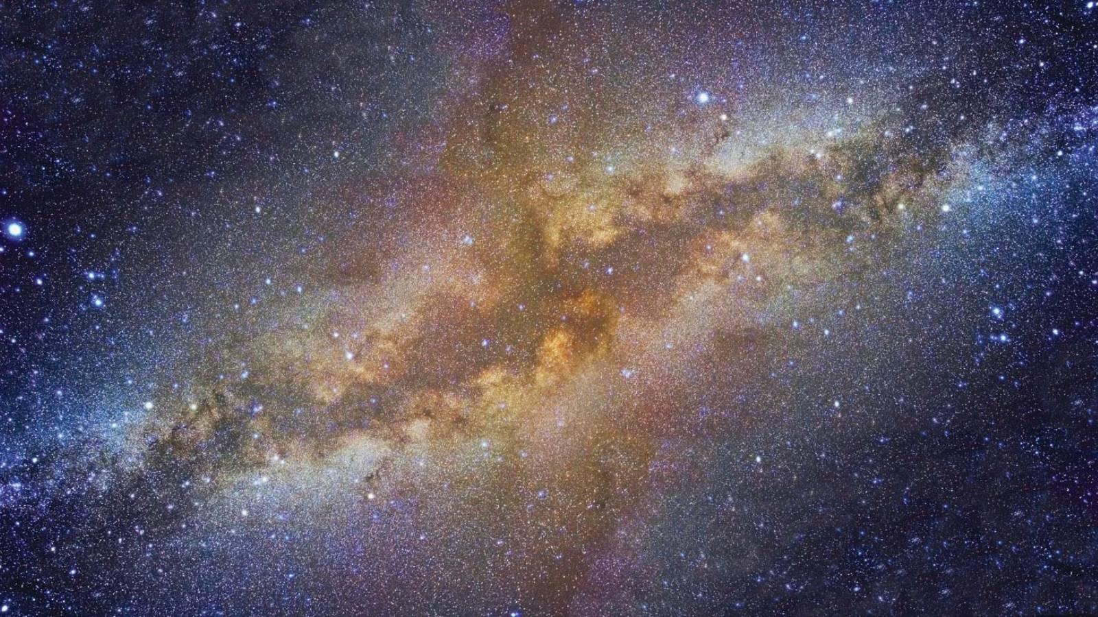 Calea Lactee impresionanta