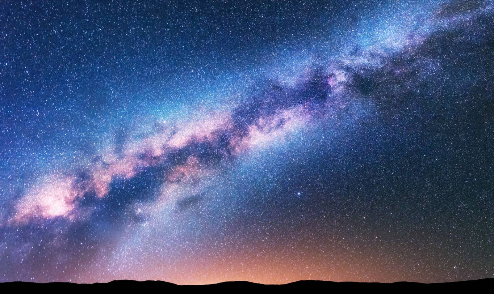 Calea Lactee materie intunecata