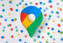 Google Maps Update nou