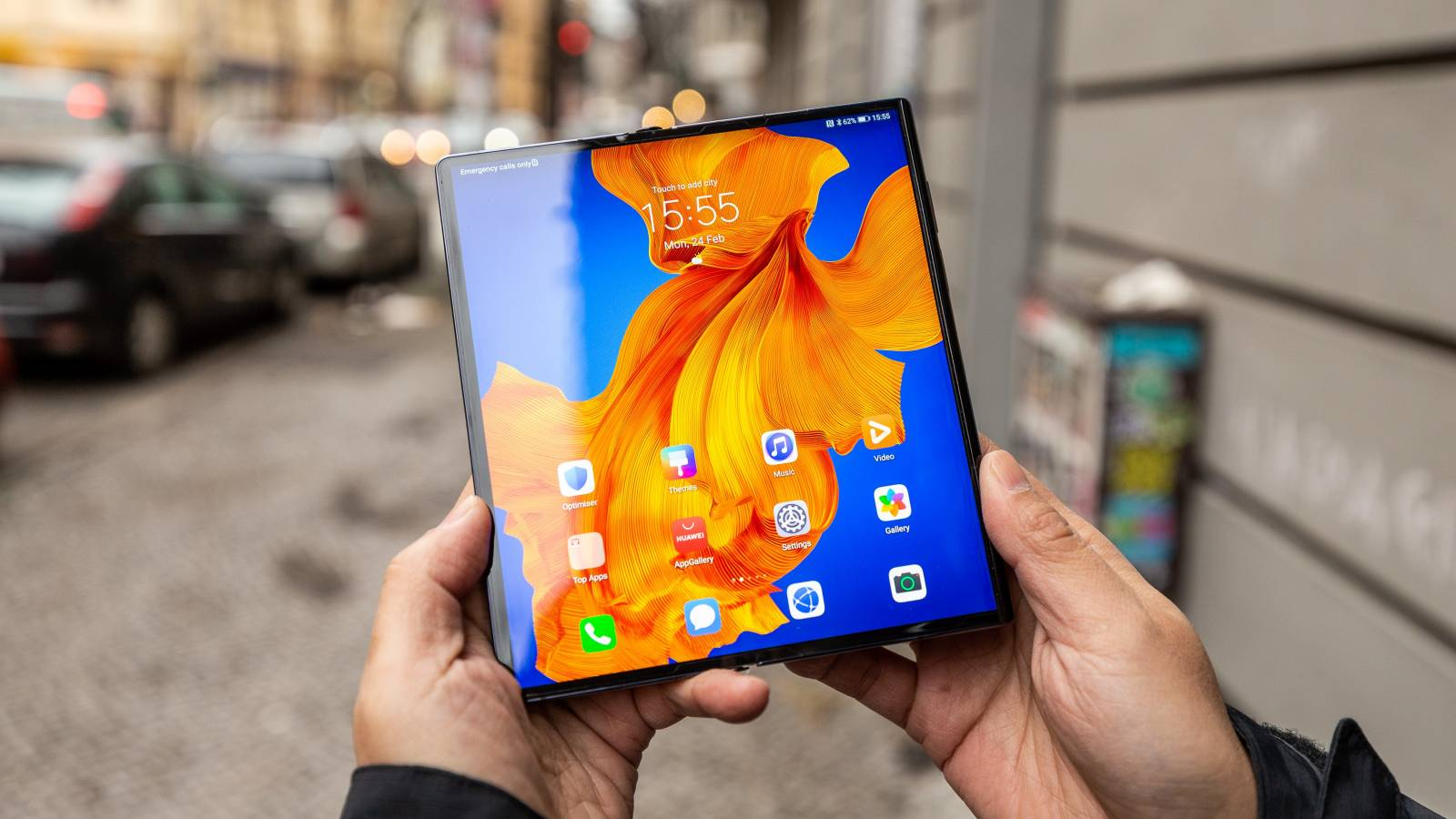 Huawei Mate XS scump